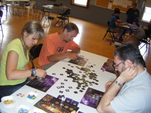 Galaxy Trucker  A smash hit at the first All Day Game Day