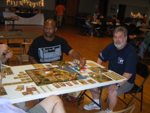 Fun game with William, Thomas, Eric, Dwayne and Steve playing Cuba.